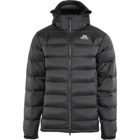 Mountain Equipment Lightline Veste Homme, black